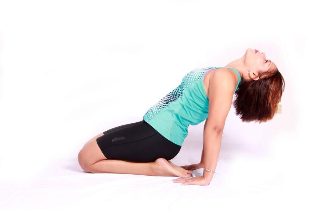 pilates-vrouw