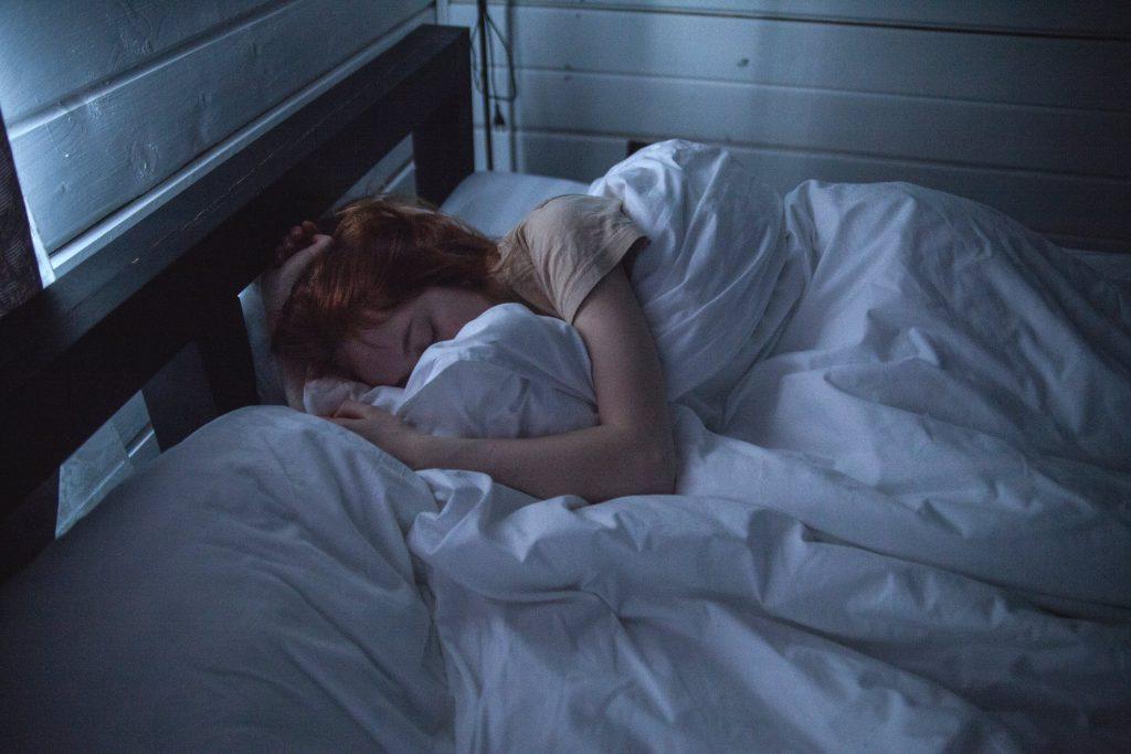 slapen is belangrijk